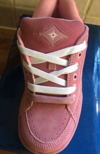 Ladies Uk Size 5 Rosa Pink Skate Shoe//trainer By Rurik