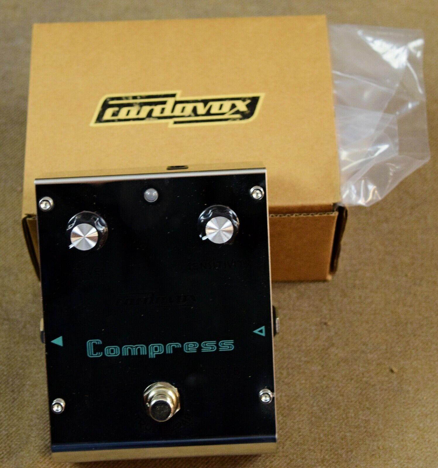 Cordovox CO-8 Compressor True Bypass New