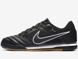 d0376ea9ec0 🔥 Nike SB Gato Leather ® ( Men All Sizes UK  7 -12 ) Black   Gum ...