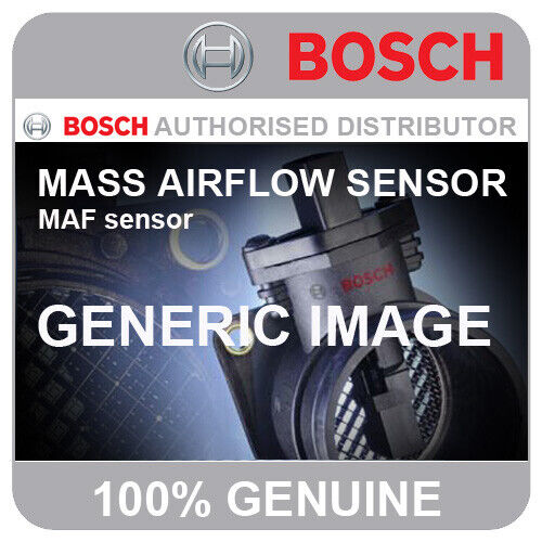 ASZ 00-03 128bhp Bosch Mass Air Flow Meter MAF 0280217529 AUDI A3 1.9 TDI