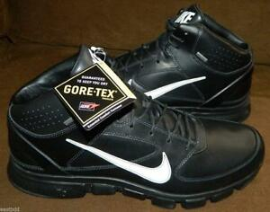 a0feea2d86f NIKE Men s Free Trainer 7.0 Mid GTX Shoes - Size 8 (BLACK WHITE ...