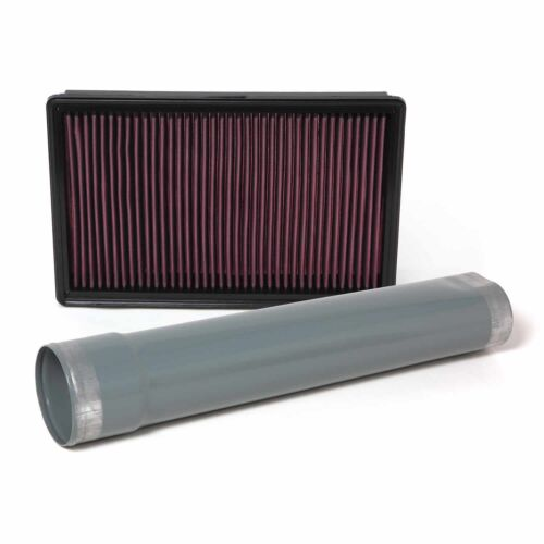 Banks Ram Air Filter w// Silencer Delete Tube 14-16 Dodge Ram 3.0L Eco Diesel