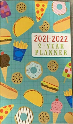 Office Appointment 2021-2022 2-Year Pocket Planner