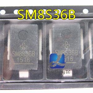 5PCS-SM8S36B-automobile-televiseurs-transitoire-Diode-Nouveau