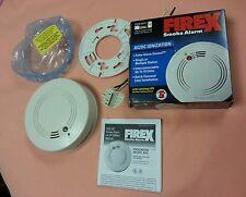 FIREX SMOKE ALARM / DETECTOR  AC/DC-Ionization item # 4518 ~120 VAC ~ NEW IN BOX