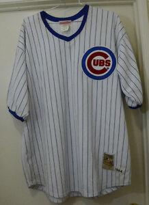 4c15d4b1a Vintage Mitchell   Ness MLB Chicago Cubs Sandberg  23 Jersey Size 60 ...