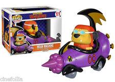 Hanna-Barbera Mean Machine with Muttley Pop! rides Funko vinyl figure n° 11