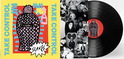SLAVES LP Take Control 2016 Vinyl album inc. Spit It Out SEALED
