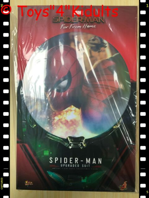 Hot Toys MMS542 Spider-Man Far From Home Peter Parker (Upgraded Suit Version)