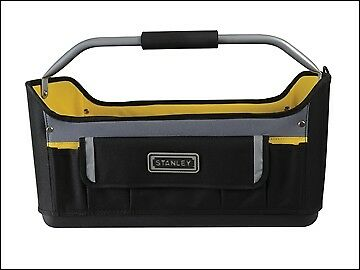 Stanley Tools Open Tote Tool Bag with Rigid Base 50cm (20in) STA170319
