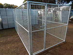 DANGEROUS-DOG-PUPPY-CAT-RUN-CAGE-ENCLOSURE-KENNEL-YARD