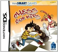 ThinkSMART: Chess for Kids (Nintendo DS, 2011)