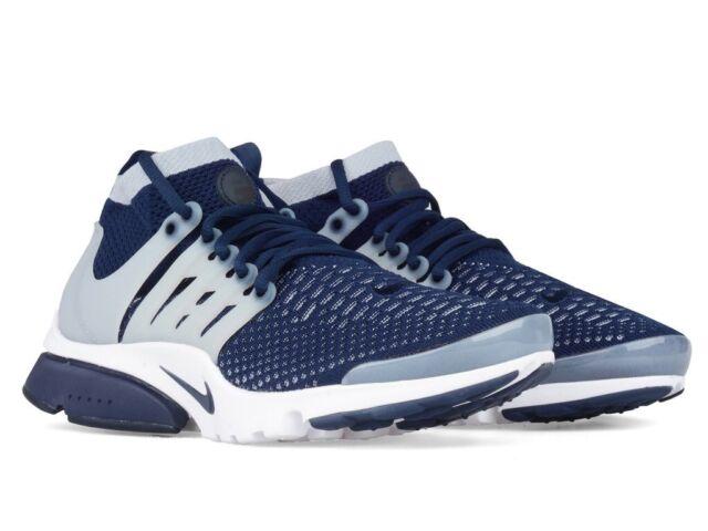 Nike Air Presto Flyknit Ultra Sneakers Blau Herren Schuhe