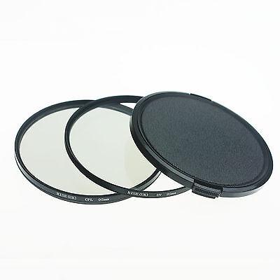 95mm CPL CIRCULAR POLARIZER + UV FILTERS Filter 95 mm+95 MM LENS CAP FOR CAMERA