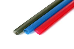 "KnuKonceptz 1"" 25mm Black Adhesive Glue Lined 3:1 Heat Shrink Tubing 4' 4FT"