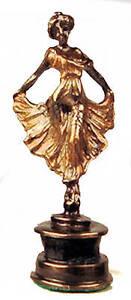 Bronze Sculpture by Joseph Addotta 1/12 scale