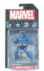 MARVEL-INFINITE-SERIES-Marvel-039-s-BEAST-blue-variant-3-75-034-action-figure-toy-NEW
