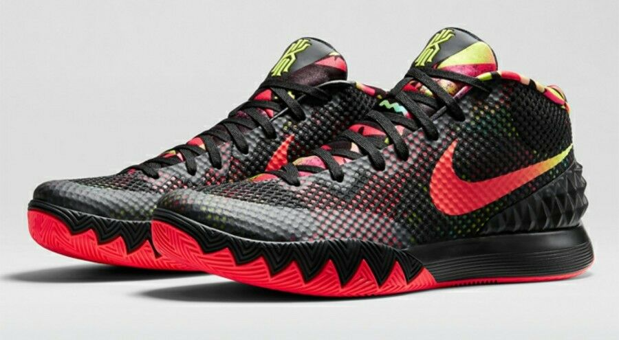 NEW Nike Kyrie 1 SIZE 10 Dream DS Irving Black lmtd qs kd lbj FREE SHIP Cheap women's shoes women's shoes