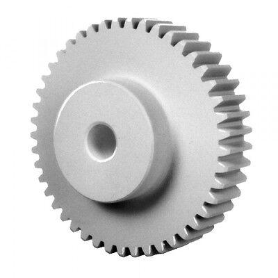 Stirnrad Zahnrad aus Kunststoff POM Plastik gefräst Modul 2 Zähnezahl 12-120