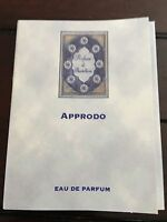 Profumi Di Pantelleria Approdo Eau De Parfum 0.05oz/1.5ml Carded Sample