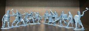 Publius nouveau Centenaire Guerre Bataille de Poitiers Chevaliers 1:32