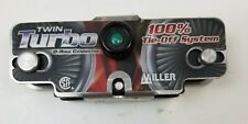 Miller Twin Turbo Tie Off System D Ring Connector Used