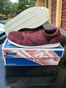 New Balance Mens 420 Athletic Sneakers Burgundy Size 11