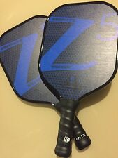 New Onix Graphite Z5 Pickleball Paddle - Blue 1 Paddle