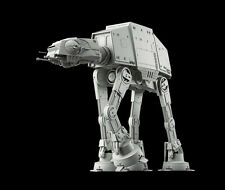 "Bandai Star Wars ""AT-AT"" Walker 1/144 Scale Empire Strikes Back Model Kit"