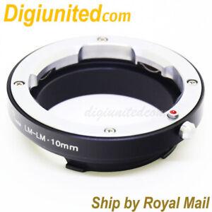 Leica-M-mount-lens-10mm-macro-extension-ring-L-M-adapter-M240-M6-M7-M8-M9-M-P
