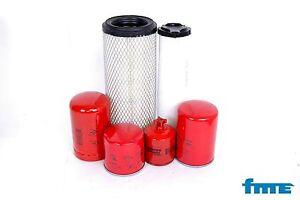 Filter-Set-Bobcat-334-MOTOR-KUBOTA-V-2203-m-di-e2b-AB-bj-2005-Filter