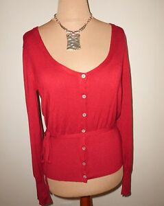 Gilet-Caroll-rouge-Taille-40-a-69
