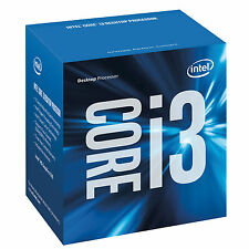 Processeur Intel Core I3 6100 - 3,7 GHz - Socket 1151