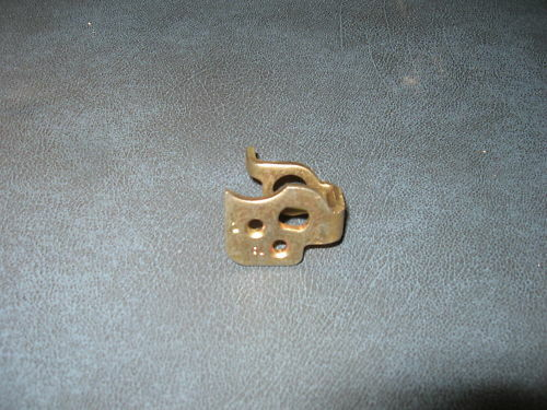 Demon Holley QFT secondary pump cam bracket