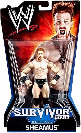 Mattel Mattel Mattel WWE Basic PPV Series 11 Survivor Series Heritage Sheamus Action Figure 824ade