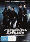 Rookie Blue : Season 1 (DVD, 2012, 4-Disc Set)