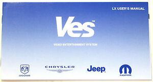 Chrysler-VES-User-Manual-81-170-06062