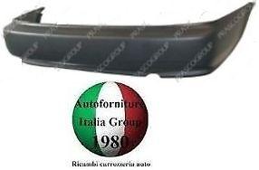 PARAURTI POSTERIORE POST NERO HONDA CIVIC 91/>95 4P 1991/>1995