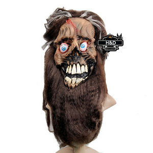 image is loading horror eyeball beard devil full mask scary monster