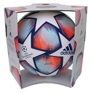 Adidas Final 20 Matchball Profesional Balón UEFA Champions League 20202021+ Caja