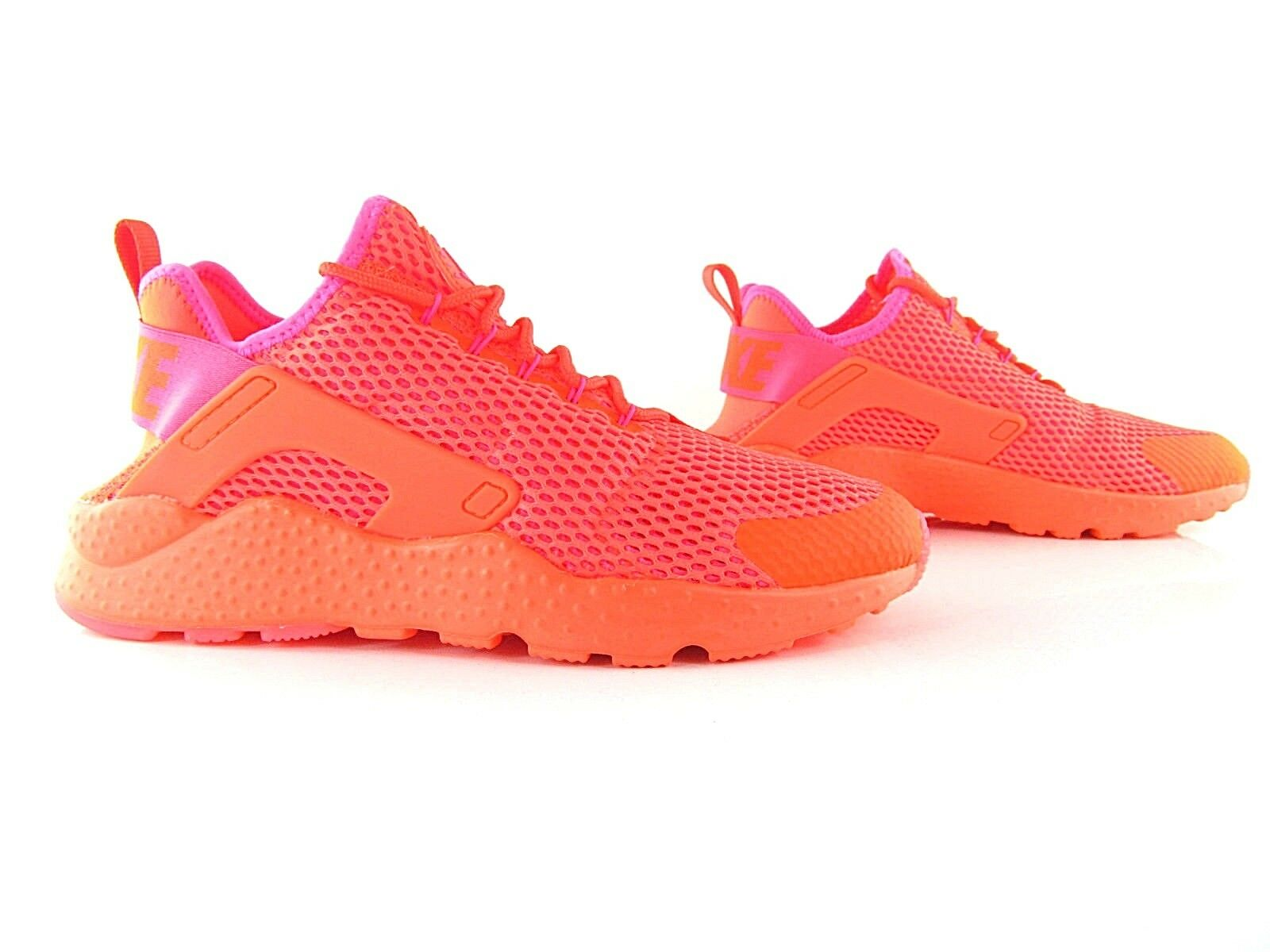 Nike Air Huarache Run Ultra Neon Breathe Neon Ultra Orange  US_7.5-8-9.5 Eur_38.5-39-40-41 2569be