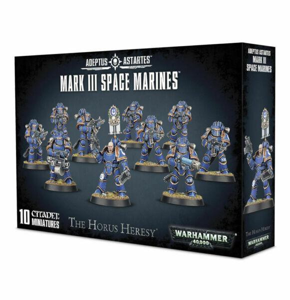 Games Workshop Warhammer 40k 40000 Adeptus Astartes Mark