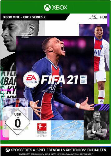 FIFA 21       XBOX One       !!!!! NEU+OVP !!!!!