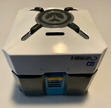 Blizzard Entertainment Overwatch Loot Box Deluxe Coin Bank