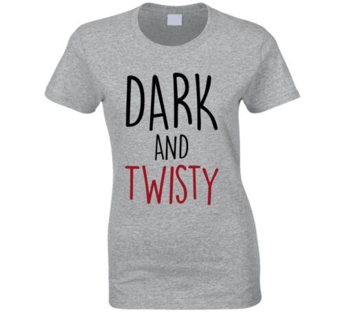 Grey/'s Anatomy sombre et tordu Twisted Sisters Femmes T-Shirt