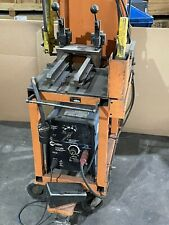 Portable Miller Econotig Acdc Welder With Shear Amp Foot Pedal Control Warranty