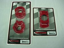 Prothane 8-505 Red Right Upper Transmission Mount Insert Kit