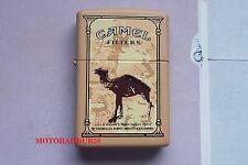 ZIPPO - CAMEL - ROCK  ART   -   Z 618  - LIMITED 100 - RAR  !!