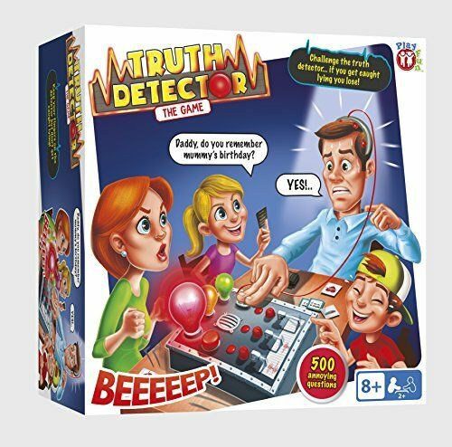 Play Fun Truth Detector Game New Sealed