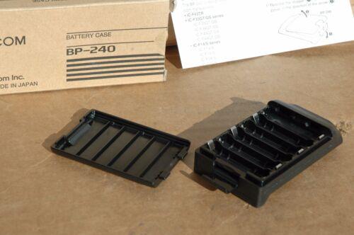 2-Each Icom,battery Case BP-240